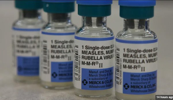 Mỹ khuyên những người sinh trước năm 1989 nên tiêm lại vắc-xin sởi