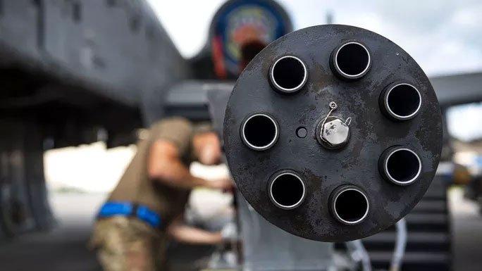 Mỹ phát triển dự án súng bay không người lái
