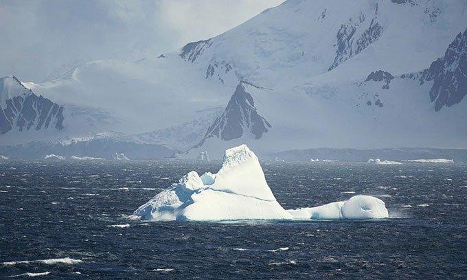 Nam Cực hứng chịu 32.000 trận động đất trong ba tháng