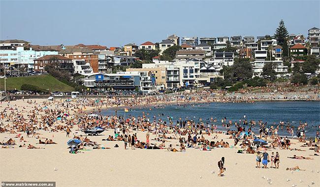 Nắng nóng khủng khiếp kỷ lục trong 80 năm qua ở Úc