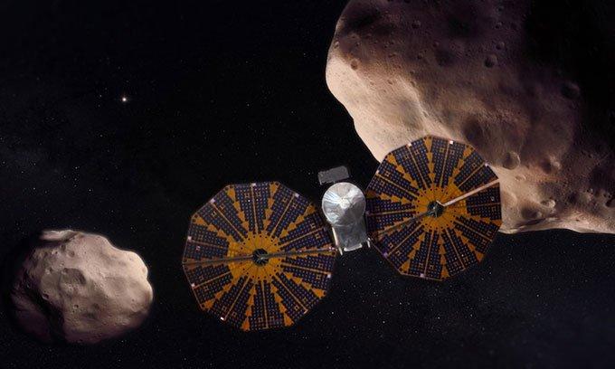 NASA bắt đầu lắp ráp tàu vũ trụ mới