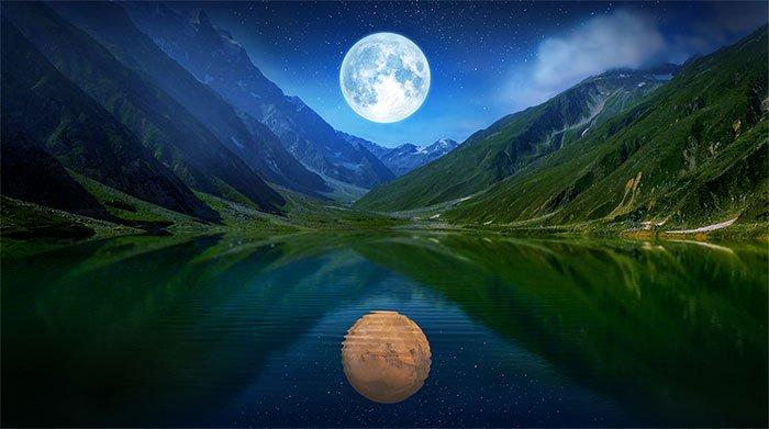NASA công bố quy tắc bảo vệ Mặt trăng và sao Hỏa khỏi mầm bệnh từ Trái đất
