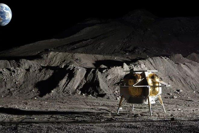 NASA đặt mua đá Mặt trăng