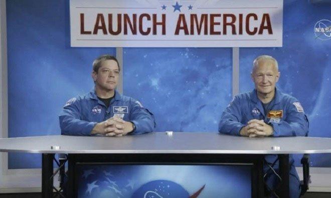 NASA kêu gọi người dân không đi xem phóng tàu vũ trụ