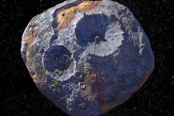 NASA khám phá kho vàng vũ trụ có thể biến mọi người trên Trái đất thành tỷ phú