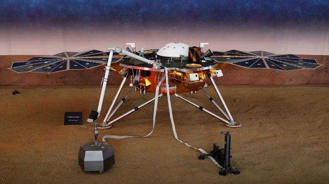 NASA lần đầu phát hiện dấu hiệu động đất trên Sao Hỏa