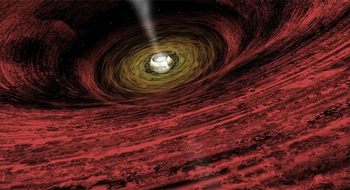 NASA lần đầu thấy hiện tượng lạ: Lỗ đen sinh ra 1 hành tinh độc đáo
