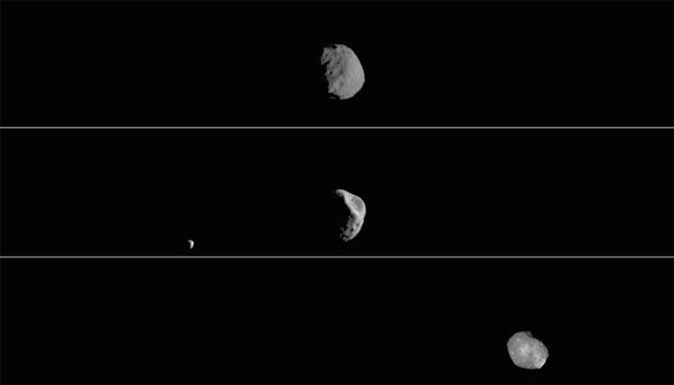 NASA lần đầu tiên chụp được ảnh trăng tròn của sao Hỏa