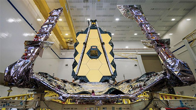 NASA lắp ráp xong kính viễn vọng 9,7 tỷ USD
