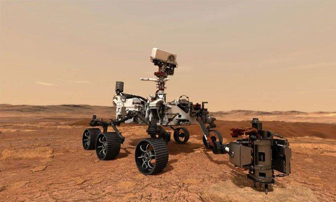 NASA lùi lịch phóng robot lên sao Hỏa