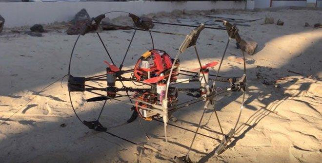 NASA muốn đưa robot biến hình lên thám hiểm các mặt trăng của sao Thổ