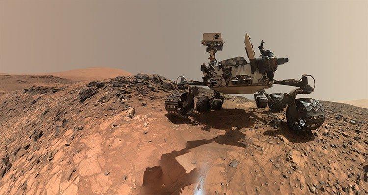 NASA phát hiện khí methane, dấu hiệu của sự sống trên sao Hỏa