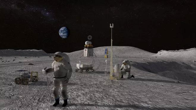 NASA ra giá đầu tư: 35 tỉ USD để đưa phi hành gia lên Mặt Trăng vào năm 2024
