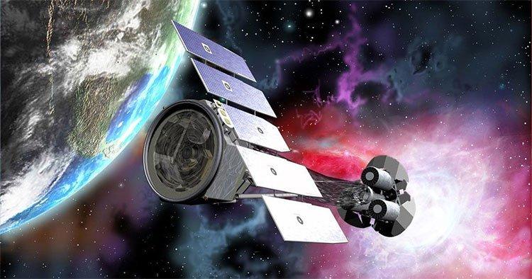 NASA sắp phóng tàu vũ trụ nghiên cứu hố đen