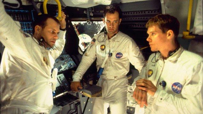 NASA tái tạo hành trình Apollo 13 với chất lượng 4K