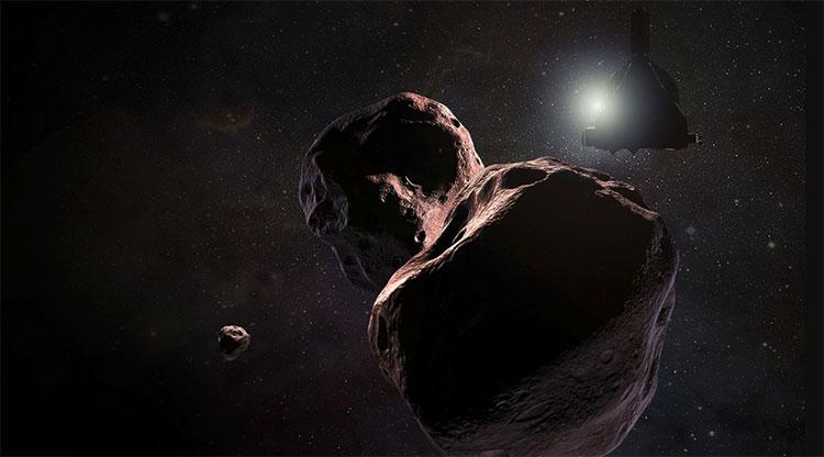 NASA tấn công di tích lạnh của Hệ Mặt trời