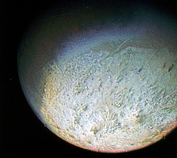 NASA tiết lộ về mặt trăng quay ngược