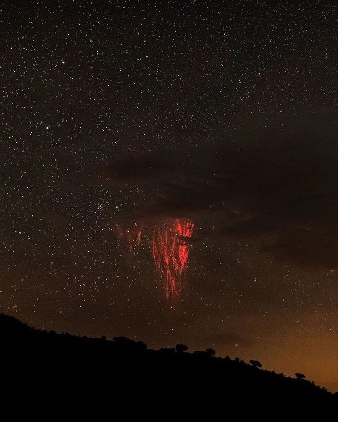 National Geographic công bố hiện tượng siêu hiếm mà có thể bạn chưa thấy bao giờ