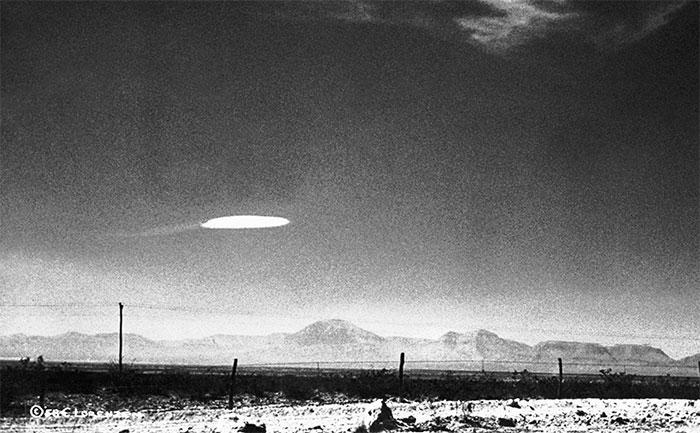 NBC News vô tình ghi lại dấu vết về người ngoài hành tinh tại khu vực 51
