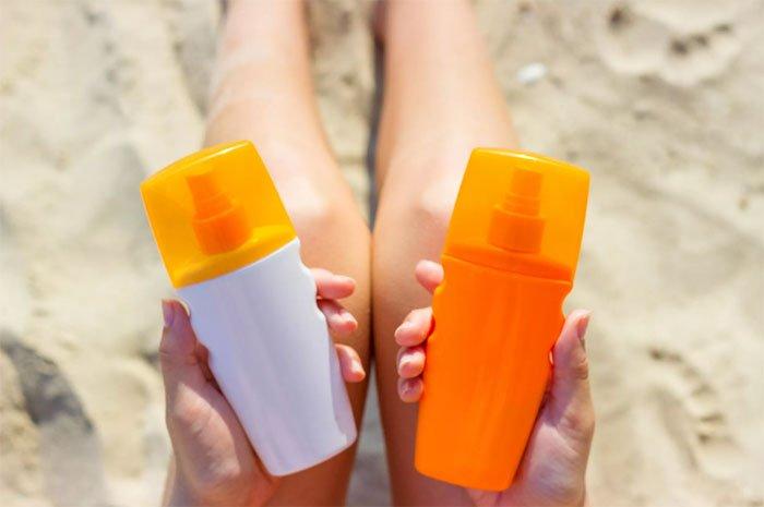 Nên dùng kem chống nắng loại nào: Khoáng chất hay hóa học?