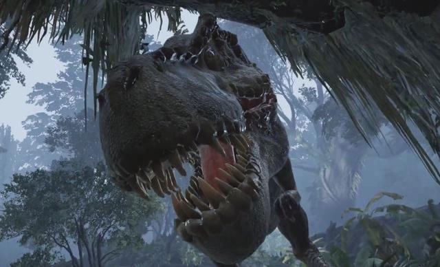 Nếu con người cao 10 mét thì chúng ta có thể tóm sống Tyrannosaurus Rex bằng tay không?
