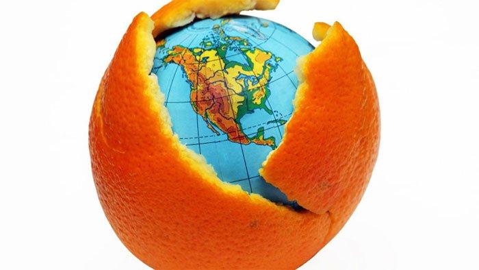 Nếu gọt vỏ Trái đất như một quả cam, phía bên dưới lớp cùi sẽ trông như thế nào?