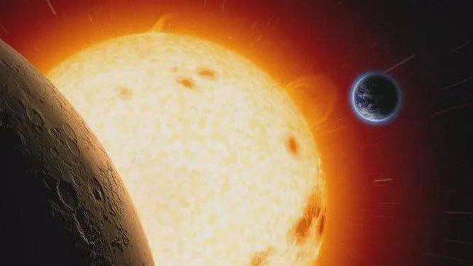 Nếu Mặt trời tắt ngấm thì sinh vật trên Trái đất có thể tồn tại bao lâu?