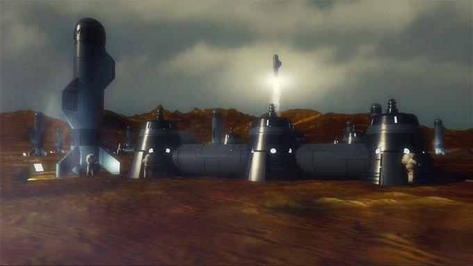 Nga dự định xây dựng nhà máy điện hạt nhân trên sao Hỏa
