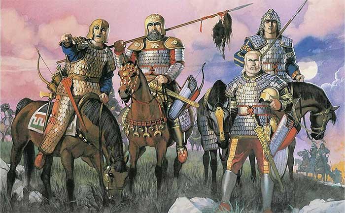 Nga muốn nhân bản các chiến binh Scythia cổ đại?