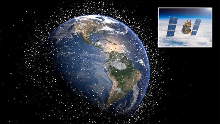 Nga phát minh vệ tinh tự hủy ngăn chặn vấn đề rác vũ trụ