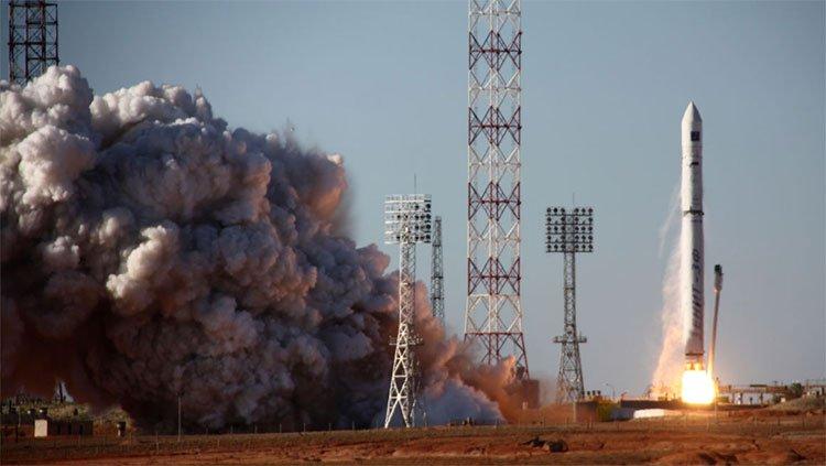 Nga phóng kính viễn vọng không gian mới