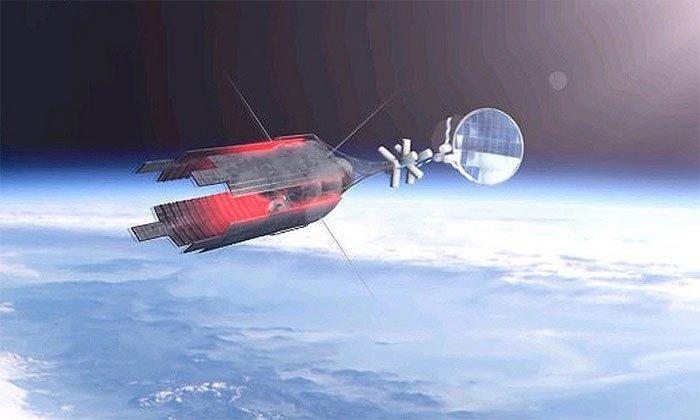 Nga sẽ phóng tàu hạt nhân bay từ Mặt trăng tới sao Mộc
