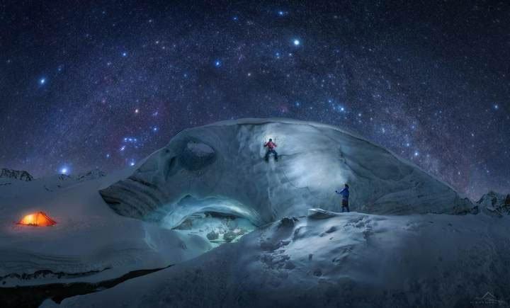 Ngắm 15 bức ảnh tuyệt đẹp trong cuộc thi Nhiếp ảnh Dải ngân hà của năm