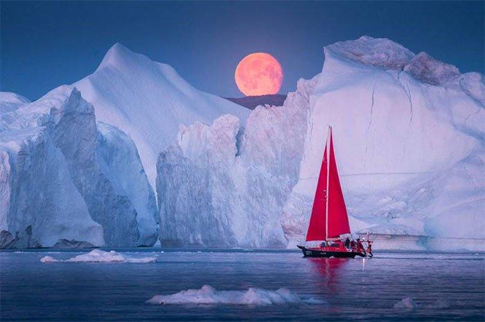 Ngắm Greenland đẹp mê ly nhưng có thể sớm mất vĩnh viễn