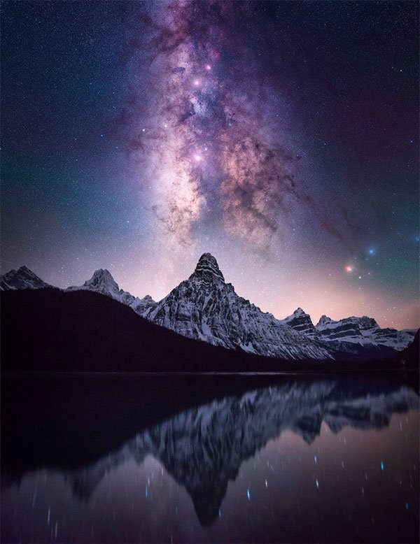 Ngắm màn đêm kỳ ảo dưới bàn tay sáng tạo tài ba của nhiếp ảnh gia người Canada