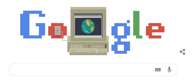 Ngày này 30 năm trước, mạng toàn cầu World Wide Web ra đời