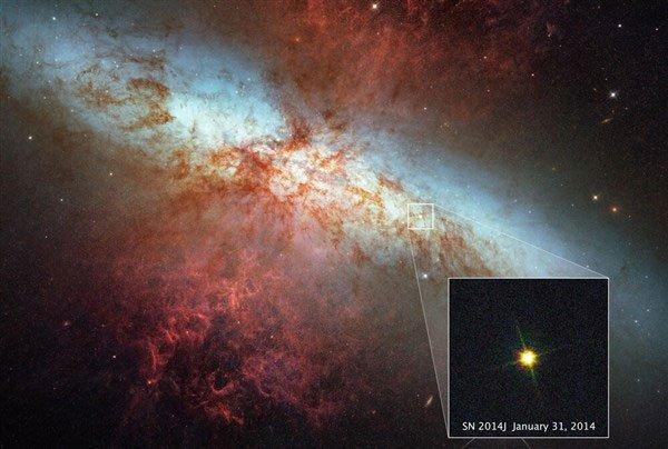 Nghiên cứu mới cho thấy: Sao lùn trắng có thể phát nổ như bom hạt nhân