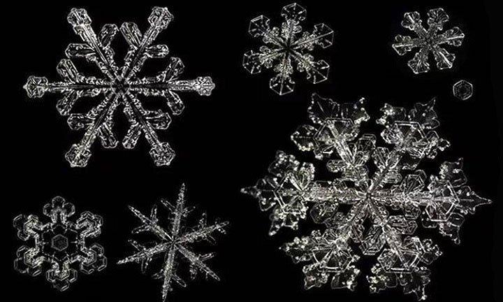 Nghiên cứu mới làm thay đổi nhận thức của chúng ta về băng tuyết