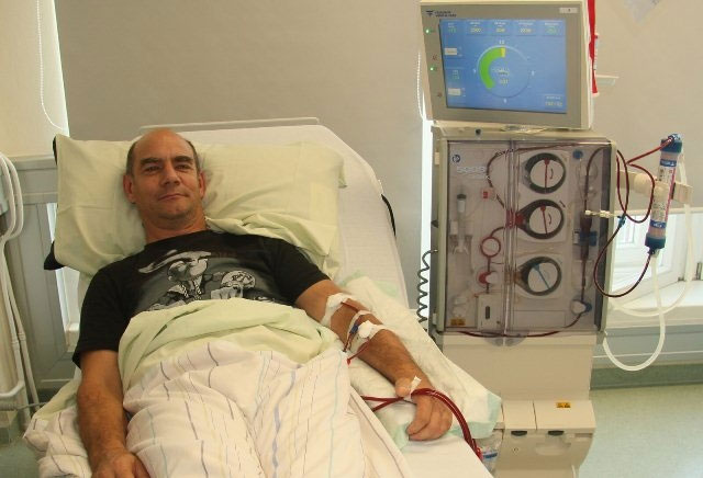 Nghiên cứu mới về lọc máu có thể mở đường cho thận nhân tạo