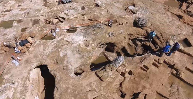 Ngôi làng cổ 2.000 năm tuổi ở Jerusalem
