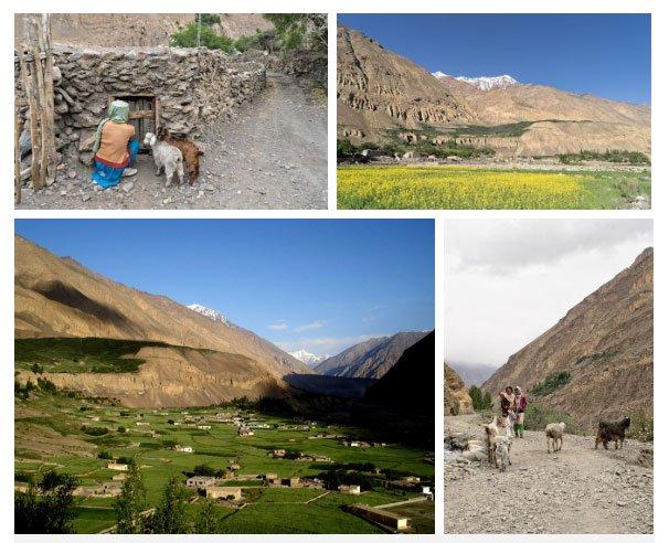 Ngôi làng kỳ lạ tại Pakistan: Phụ nữ muốn leo núi đến kiệt quệ mới thấy hạnh phúc