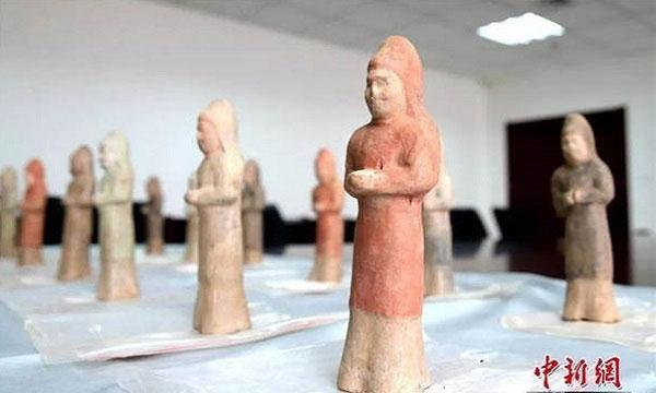 Ngôi mộ 1.300 năm của con rể Võ Tắc Thiên