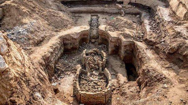 Ngôi mộ thời Chiến Quốc bị xâm phạm tới 12 lần nhưng vẫn toàn vẹn: 'Chủ mộ quá cao tay!'