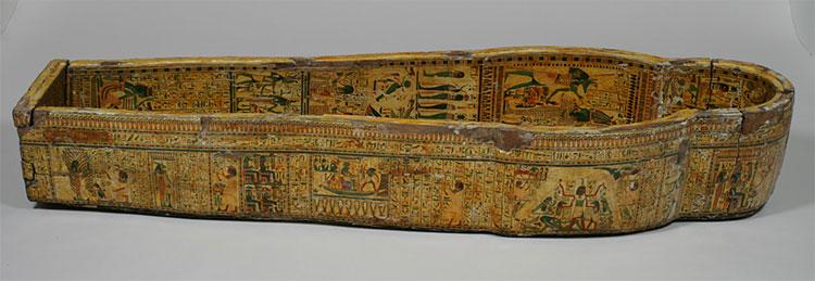 Người Ai Cập chế tác quan tài xác ướp tinh xảo thế nào?