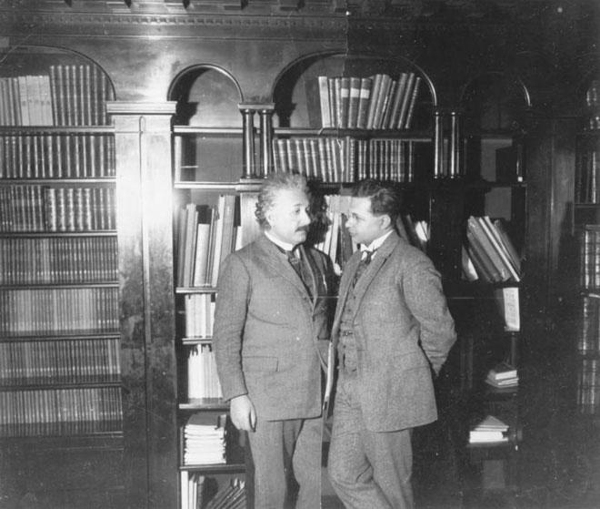 Người con mang gene xấu của thiên tài Albert Einstein