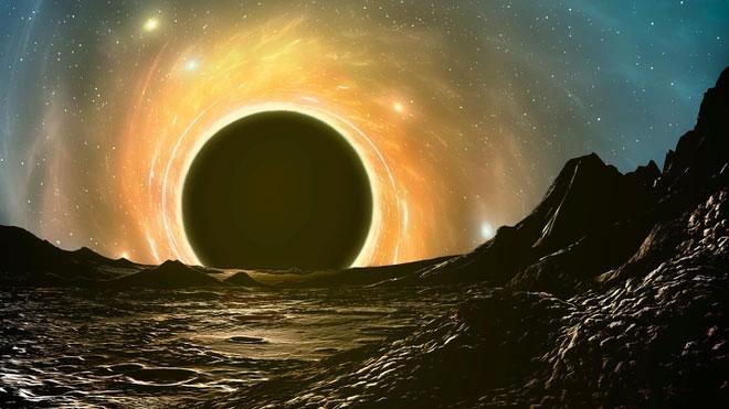 Người ngoài hành tinh có thể xây dựng các cấu trúc khổng lồ quanh lỗ đen?