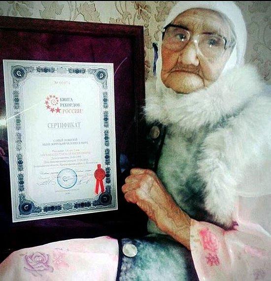 Người phụ nữ sống 3 thế kỷ qua đời