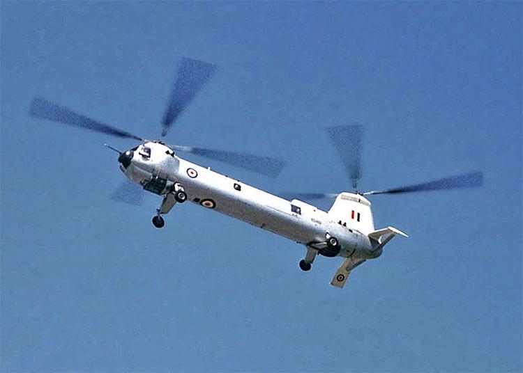Người ta chế tạo trực thăng như thế nào?