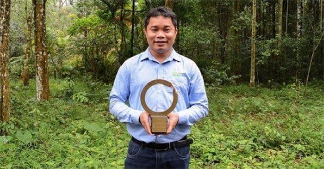 Người Việt Nam đầu tiên được trao giải Nobel Môi trường
