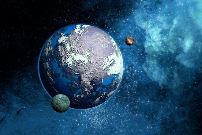 Nguồn gốc tên gọi Trái đất